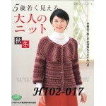 H102-017  Fall & Winter Ladies Knit and Crochet