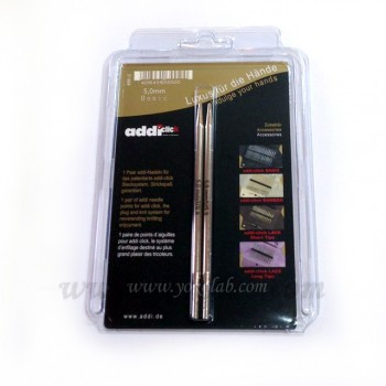 Addi needle points 針棒 - 5.0mm