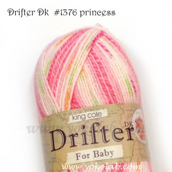 Drifter for baby DK #1376 粉紅