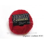 Cashmere #303 紅