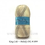 Melody DK (King Cole) 毛冷- #3099 奶油