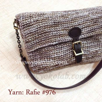 Clutch Bag - Rafie