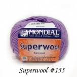 Superwool 毛線 #155 紫