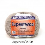 Superwool 毛線 #300 杏