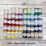 Happy Cotton 棉線 - 50色
